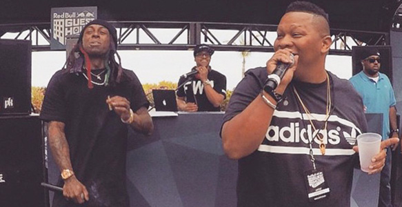 Mannie Fresh Discusses Lil Wayne Genius, Talent & Career With Talib Kweli