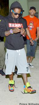 Lil Wayne 2012 Club Compound Style