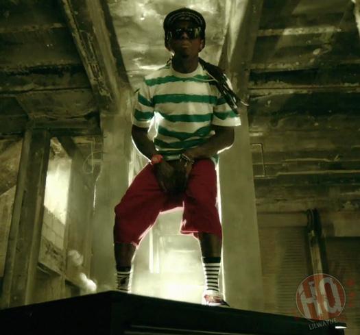 Lil Wayne Ballin Video Style