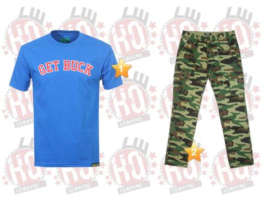 Lil Wayne Beware Video Clothes List