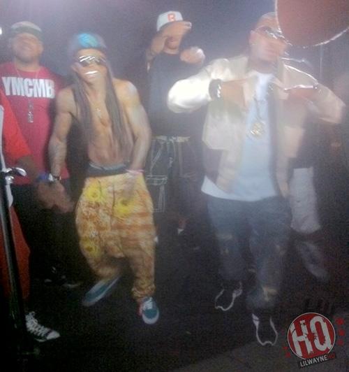 Lil Wayne Finito Video Style