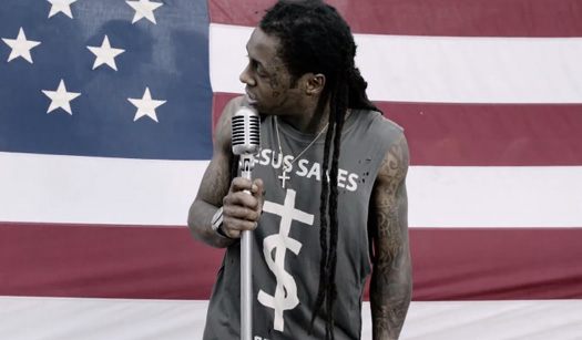 Lil Wayne God Bless Amerika Video Style