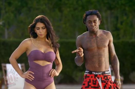 Lil Wayne High School Video Style