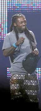 Lil Wayne Kansas City Concert Style