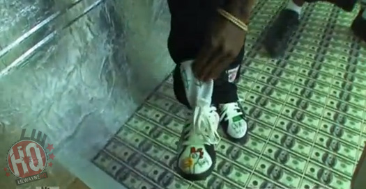 Lil Wayne Money To Blow Video Style