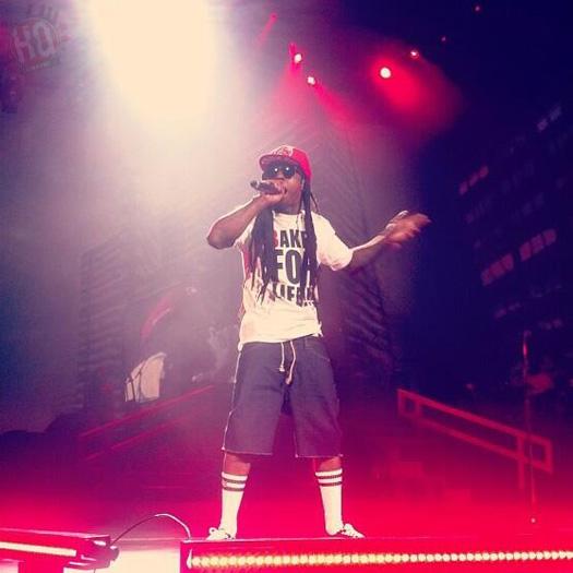 Lil Wayne Nashville Concert Style