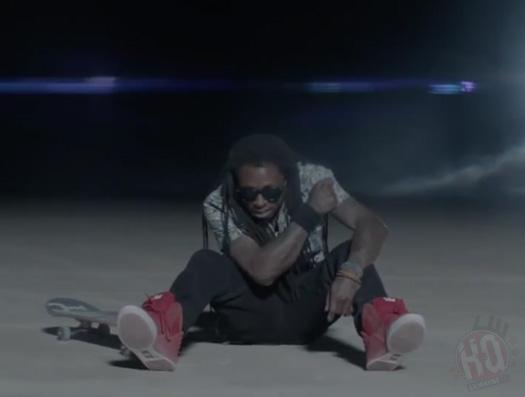 Lil Wayne Rich As Fuck Video Style
