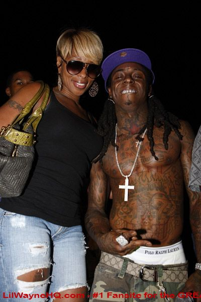 Lil Wayne Chest Tattoos He has added a red skull over all of his chest