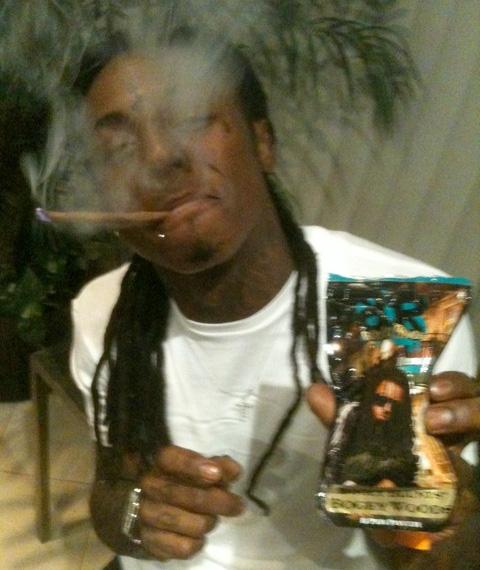 Lil Wayne Bogey Cigars