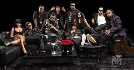 Lil Wayne New Young Money Artists