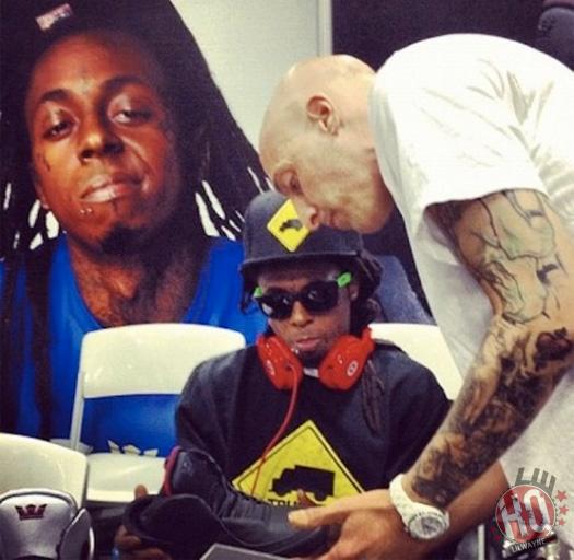 Lil Wayne SUPRA Chimera