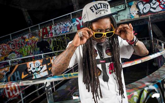 Lil Wayne TRUKFIT