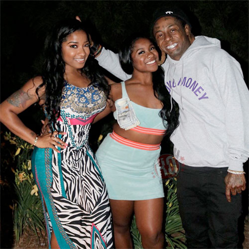 Reginae Carter Young Money Artist